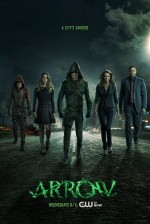 Arrow Sezon 3 (2014) afişi