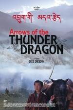 Arrows of the Thunder Dragon (2014) afişi