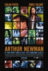 Arthur Newman (2012) afişi