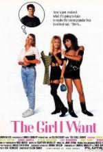 Arzuladığım Kız (1990) afişi