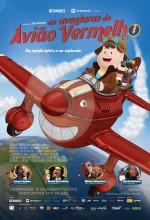 As Aventuras do Avião Vermelho (2016) afişi