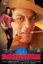 Baadshah (1999) afişi