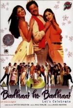 Badhaai Ho Badhaai (2002) afişi