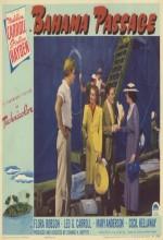 Bahama Geçiti (1941) afişi