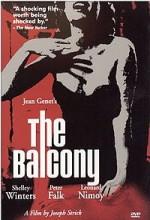 Balkon (1963) afişi