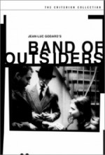 Band Of Outsiders (1964) afişi