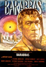 Barabbas (1961) afişi