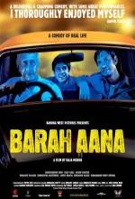 Barah Aana (2009) afişi