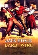 Barb Wire (ı) (1922) afişi