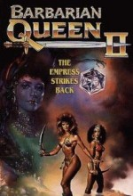 Barbarian Queen ıı: The Empress Strikes Back (1992) afişi