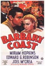 Barbary Coast (1935) afişi