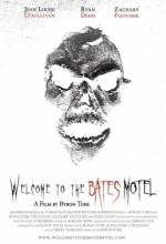 Bates Motele Hoş Geldiniz (2012) afişi