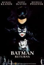 Batman Dönüyor (1992) afişi