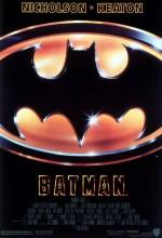 Batman (1989) afişi