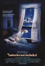 Batteries Not Included (1987) afişi