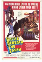 Battle Beneath The Earth (1967) afişi