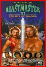 Beastmaster: The Eye Of Braxus (1996) afişi
