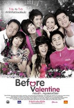 Before Valentine (2009) afişi