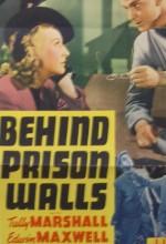 Behind Prison Walls (1943) afişi