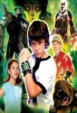 Ben 10 Zamana Karşı Yarış (2007) afişi