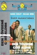 Ben Tövbemi Geri Aldım (1984) afişi