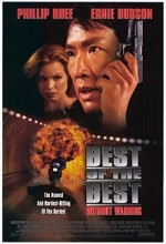 Best Of The Best 4: Without Warning (1998) afişi