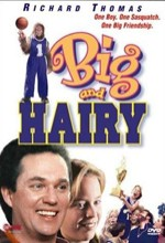 Big And Hairy (1998) afişi