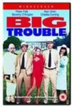 Big Trouble (ı) (1986) afişi