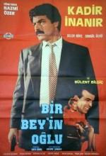 Bir Beyin Oğlu (1988) afişi