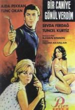 Bir Caniye Gönül Verdim (1965) afişi