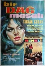 Bir Dağ Masalı (1967) afişi