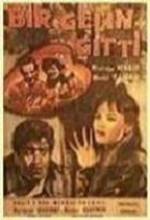 Bir Gelin Gitti (1960) afişi