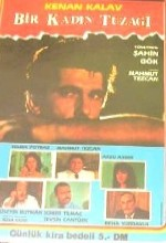 Bir Kadın Tuzağı(ı) (1987) afişi
