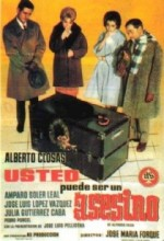 Bir Katilin Olabilir (1961) afişi