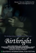 Birthright (2011) afişi