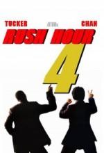 Rush Hour 4 (2015) afişi
