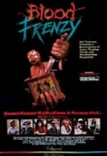Bloody Frenzy (1987) afişi
