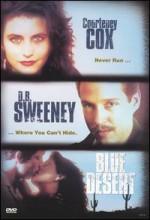 Blue Desert (1991) afişi