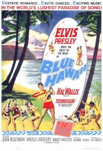 Blue Hawaii (1961) afişi