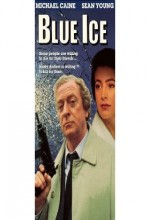 Blue ice (1992) afişi