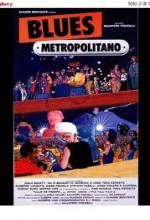 Blues Metropolitano (1985) afişi
