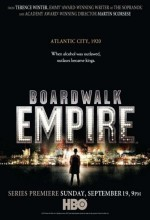 Boardwalk Empire (2009) afişi