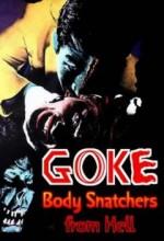 Body Snatcher From Hell (1968) afişi