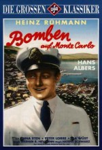 Bombs Over Monte Carlo (1931) afişi