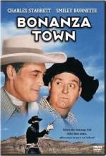 Bonanza Town (1951) afişi