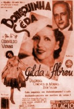 Bonequinha De Seda (1936) afişi