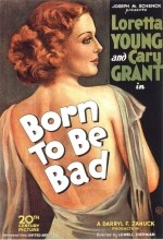 Born To Be Bad (1934) afişi