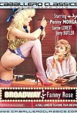 Broadway Fanny Rose (1987) afişi