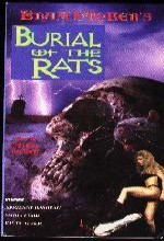 Burial of the Rats (1995) afişi
