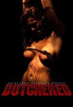 Butchered (2008) afişi